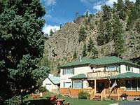 Click here to visit the Misty Mountain Lodge Web Site