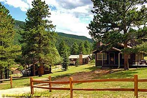 Estes Park Cabin And Cottage Guide Colorado