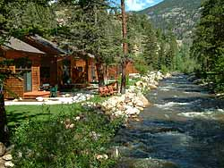 estes park cabin and cottage guide colorado rh estespark us estes park cabin on fall river estes park lodging on the fall river